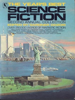 cover image of The Year's Best Science Fiction, Second Annual Collection