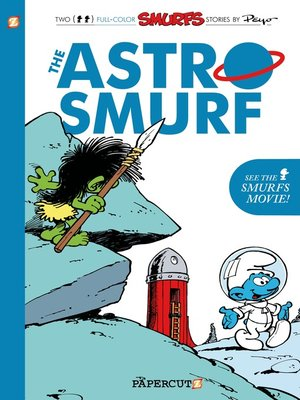 cover image of The Astrosmurf