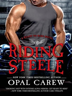 cover image of Riding Steele