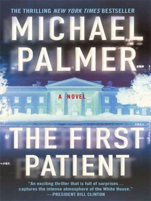 cover image of The First Patient