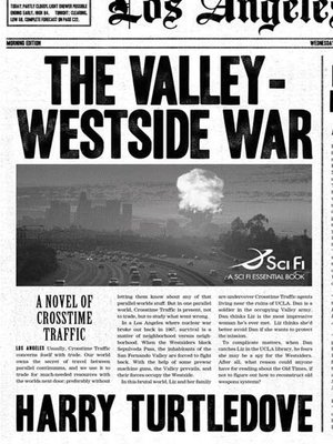 cover image of The Valley-Westside War