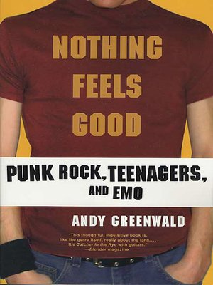 cover image of Nothing Feels Good