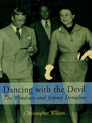 cover image of Dancing with the Devil