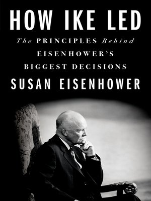 cover image of How Ike Led