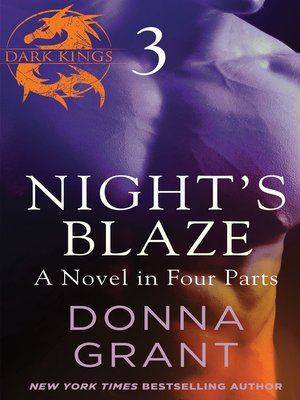 cover image of Night's Blaze, Part 3