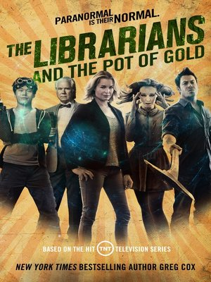 cover image of The Librarians and the Pot of Gold