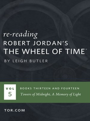 cover image of Wheel of Time Reread, Books 13-14