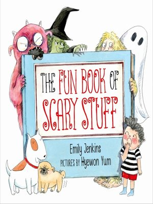 cover image of The Fun Book of Scary Stuff