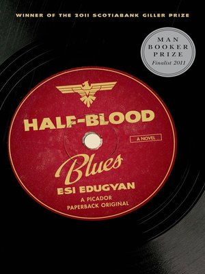 cover image of Half-Blood Blues