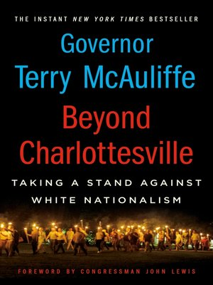 cover image of Beyond Charlottesville--Taking a Stand Against White Nationalism