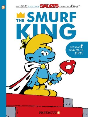 cover image of The Smurf King
