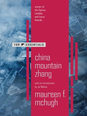 cover image of China Mountain Zhang