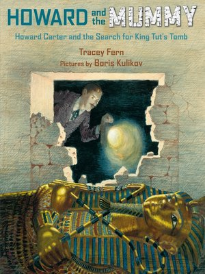 cover image of Howard and the Mummy