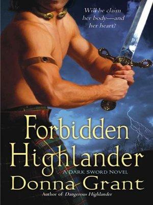 cover image of Forbidden Highlander
