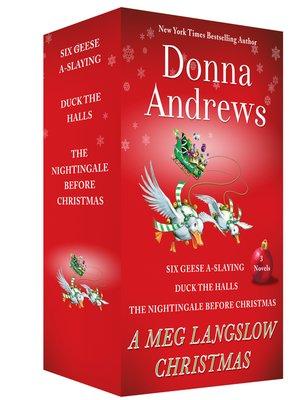 cover image of A Meg Langslow Christmas
