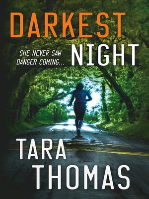 cover image of Darkest Night--A Romantic Thriller