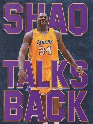 cover image of Shaq Talks Back