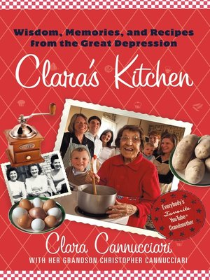 cover image of Clara's Kitchen