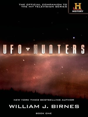 cover image of UFO Hunters, Book One
