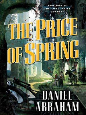 cover image of The Price of Spring
