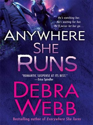 cover image of Anywhere She Runs