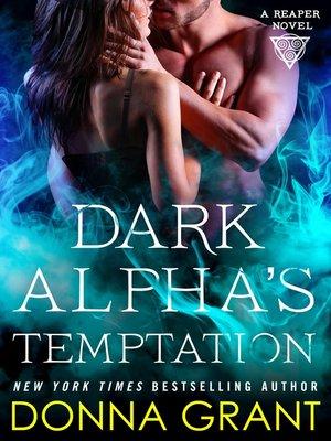 cover image of Dark Alpha's Temptation