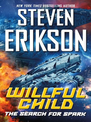cover image of Willful Child--The Search for Spark