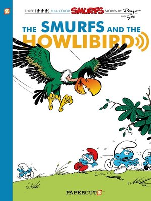 cover image of The Smurfs and the Howlibird