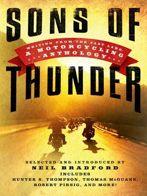 cover image of Sons of Thunder