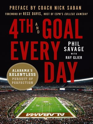 cover image of 4th and Goal Every Day