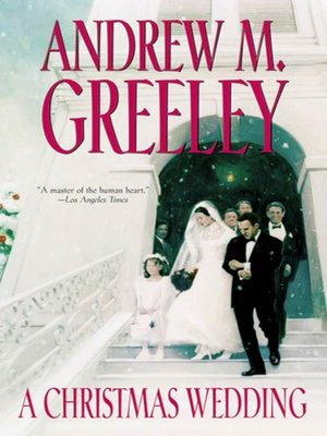 cover image of A Christmas Wedding