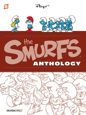 cover image of The Smurfs Anthology, Volume 2