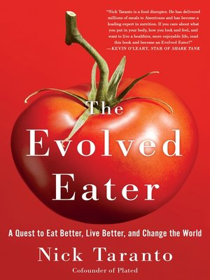 cover image of The Evolved Eater
