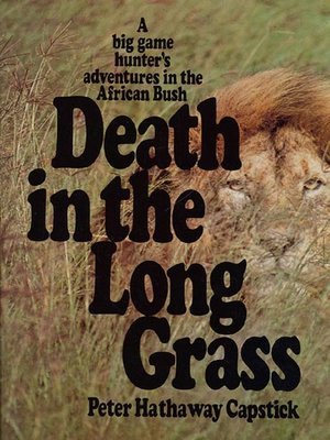 cover image of Death in the Long Grass
