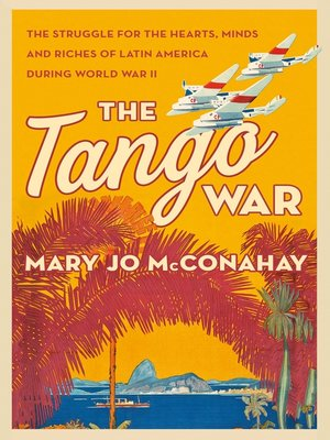 cover image of The Tango War