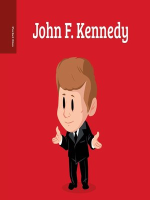 cover image of Pocket Bios--John F. Kennedy