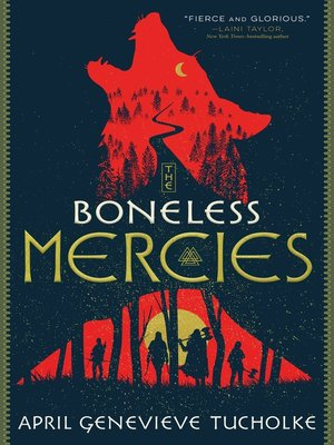 cover image of The Boneless Mercies