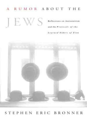 cover image of A Rumor About the Jews