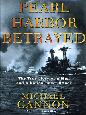 cover image of Pearl Harbor Betrayed