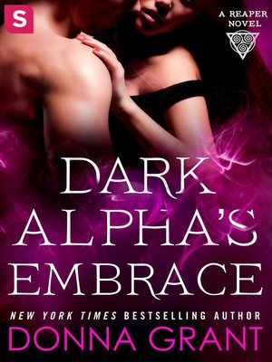 cover image of Dark Alpha's Embrace