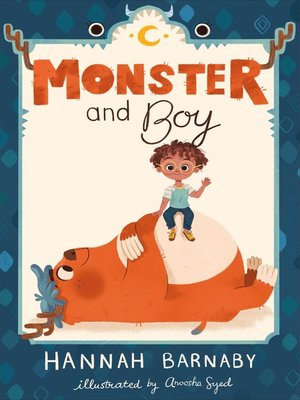 cover image of Monster and Boy
