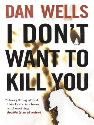 cover image of I Don't Want to Kill You
