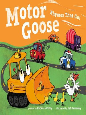 cover image of Motor Goose