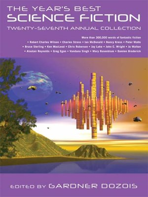 cover image of The Year's Best Science Fiction, Twenty-Seventh Annual Collection