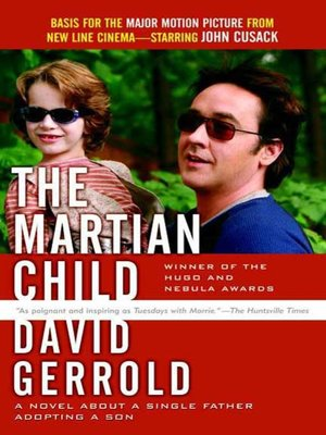 cover image of The Martian Child