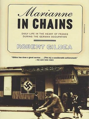 cover image of Marianne in Chains