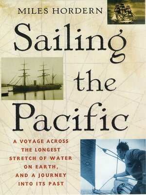 cover image of Sailing the Pacific