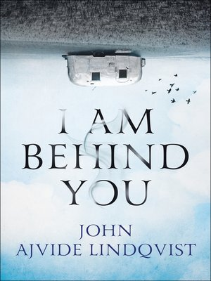 cover image of I Am Behind You