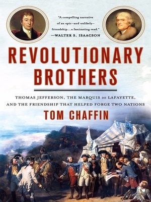 cover image of Revolutionary Brothers