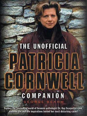 cover image of The Unofficial Patricia Cornwell Companion